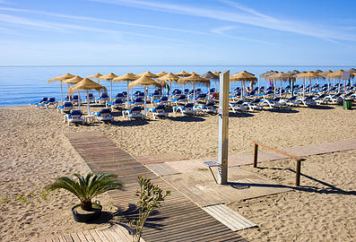 Marbella Holiday Beach